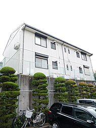 愛知県名古屋市千種区日和町2丁目の賃貸アパートの外観