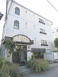 大阪府堺市堺区南三国ヶ丘町4丁の賃貸マンションの外観