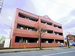 ペティハウス弐番館[3階]の外観