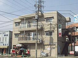 神奈川県伊勢原市高森6丁目の賃貸マンションの外観