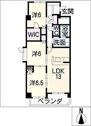 r−island[2階]の間取り