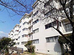 御影石野住宅[4階]の外観