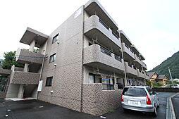 広島県広島市安佐北区深川2丁目の賃貸マンションの外観