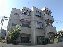 ハツエーハイム[3階]の外観