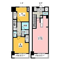 中村日赤駅 20.4万円
