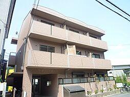 マ・メゾン加美[203号室号室]の外観