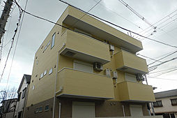 兵庫県神戸市須磨区養老町3丁目の賃貸アパートの外観