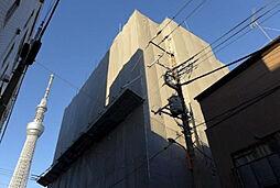 東京都墨田区横川1丁目の賃貸マンションの外観