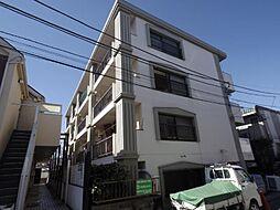 キャッスル新松戸[3階]の外観