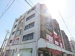 大阪府堺市堺区東雲西町4丁の賃貸マンションの外観
