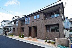 兵庫県尼崎市西難波町2丁目の賃貸アパートの外観