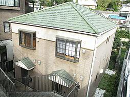 愛知県名古屋市天白区音聞山の賃貸アパートの外観