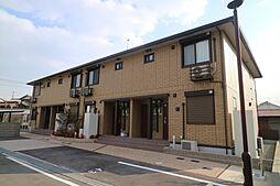 兵庫県三木市府内の賃貸アパートの外観