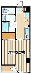 東京都練馬区南大泉5の賃貸マンションの間取り