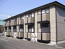 サンビレッジ足利[1階]の外観