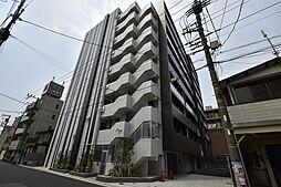 ライジングプレイス川崎二番館[3階]の外観