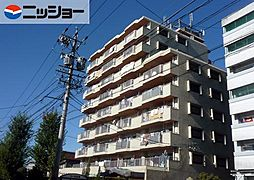 愛知県名古屋市緑区鳴子町4丁目の賃貸マンションの外観