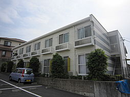 愛知県日進市藤塚1丁目の賃貸アパートの外観