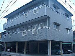 高知県高知市昭和町の賃貸マンションの外観