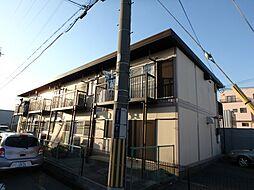 浜寺グリーンハイツ[2階]の外観
