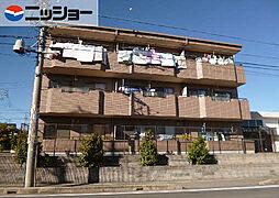 愛知県愛知郡東郷町涼松1丁目の賃貸マンションの外観