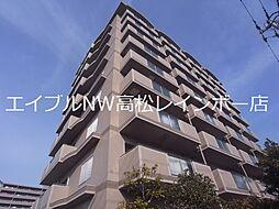 アルファステイツ木太II[5階]の外観