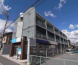 京都府京都市北区紫竹西野山東町の賃貸マンションの外観