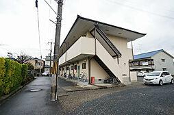 サンハイツ新田[201号室]の外観