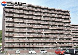 天神山マンションI号館[9階]の外観