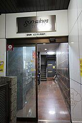 大阪府大阪市北区天神橋1丁目の賃貸マンションの外観