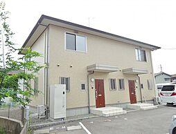 [テラスハウス] 広島県福山市本庄町中4丁目 の賃貸【/】の外観