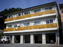 加賀山コーポ6号棟[70号室]の外観
