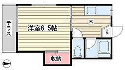 御嶽山駅 5.4万円