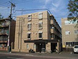 北海道札幌市中央区北七条西26丁目の賃貸マンションの外観