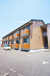 福岡県福岡市博多区麦野5丁目の賃貸アパートの外観