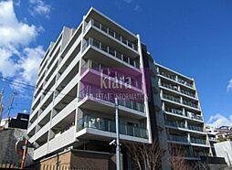 神奈川県横浜市磯子区森4丁目の賃貸マンションの外観