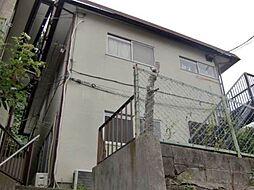 東ハイツ[1階]の外観