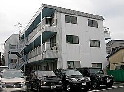 北加瀬マンション[303号室]の外観