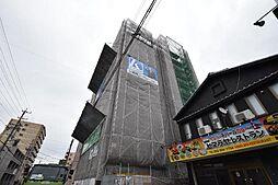 愛知県名古屋市北区杉栄町4丁目の賃貸マンションの外観
