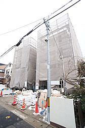 クレールアクシアI[4階]の外観