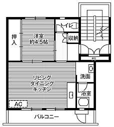 山前駅 2.2万円
