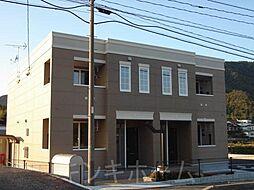 広島県安芸郡熊野町初神3丁目の賃貸アパートの外観
