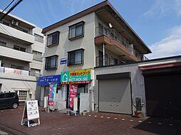 渋谷マンション[3階]の外観