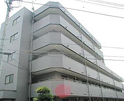 東京都調布市菊野台2丁目の賃貸マンションの外観