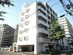 福岡県北九州市小倉北区三萩野2の賃貸マンションの外観