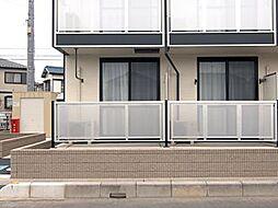 レオパレスアーバン[204号室]の外観