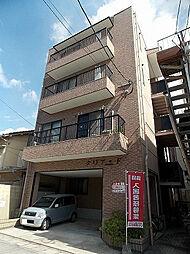 鹿児島県鹿児島市新屋敷町の賃貸アパートの外観