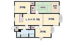 宝殿駅 6.7万円