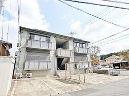 千葉県大網白里市みずほ台1丁目の賃貸アパートの外観