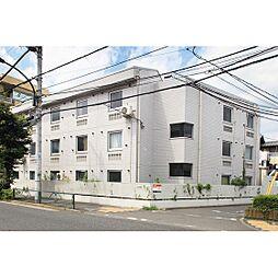 東京都世田谷区砧3丁目の賃貸マンションの外観